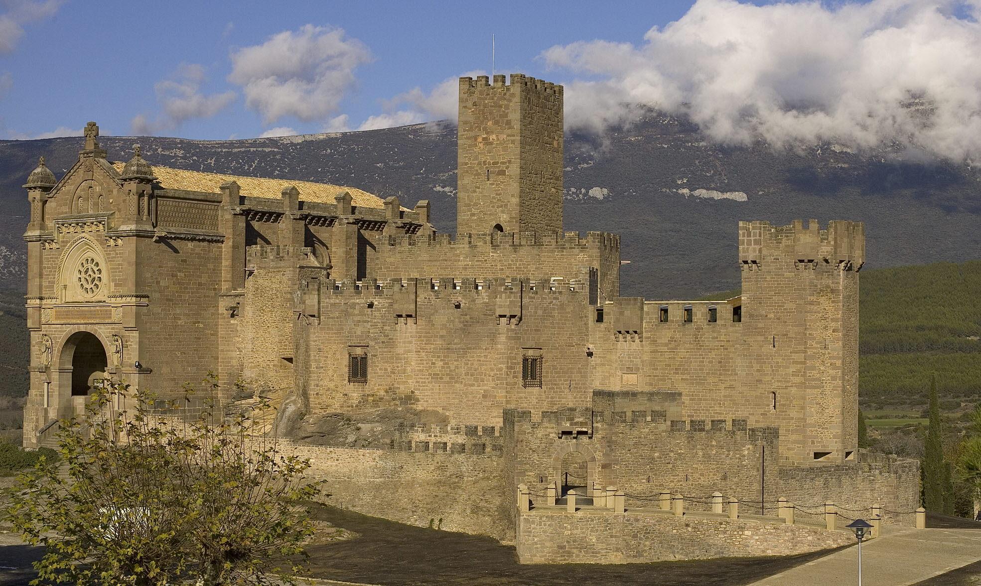 Castle of Javier, Javier, Navarra