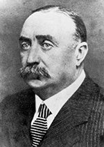 Ramon de la Sota, important Basque businessman and supporter of the allies. Photo: http://www.euskomedia.org/