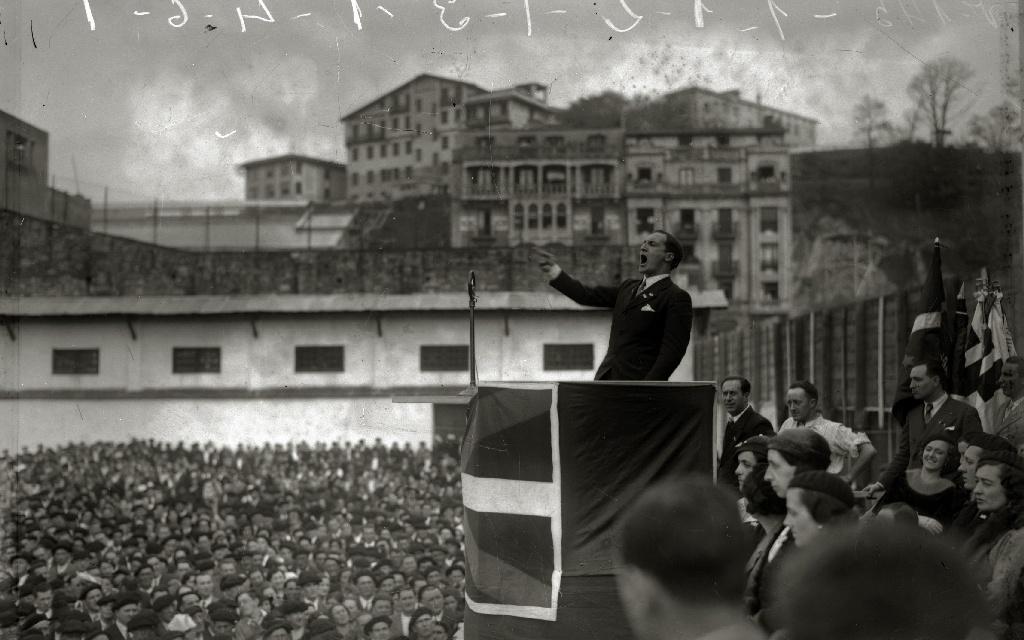 Agirre Aberri Eguna 1933