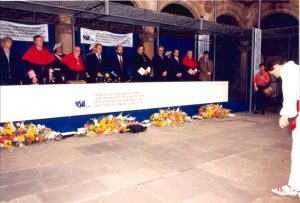 Inauguration of IISL in 1989