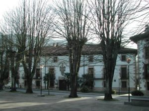 Antía Palace, Residence of the IISL for students, faculty and visitors