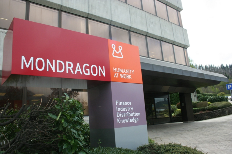 Mondragon Corporation is one of the large Basque economic powerhouses