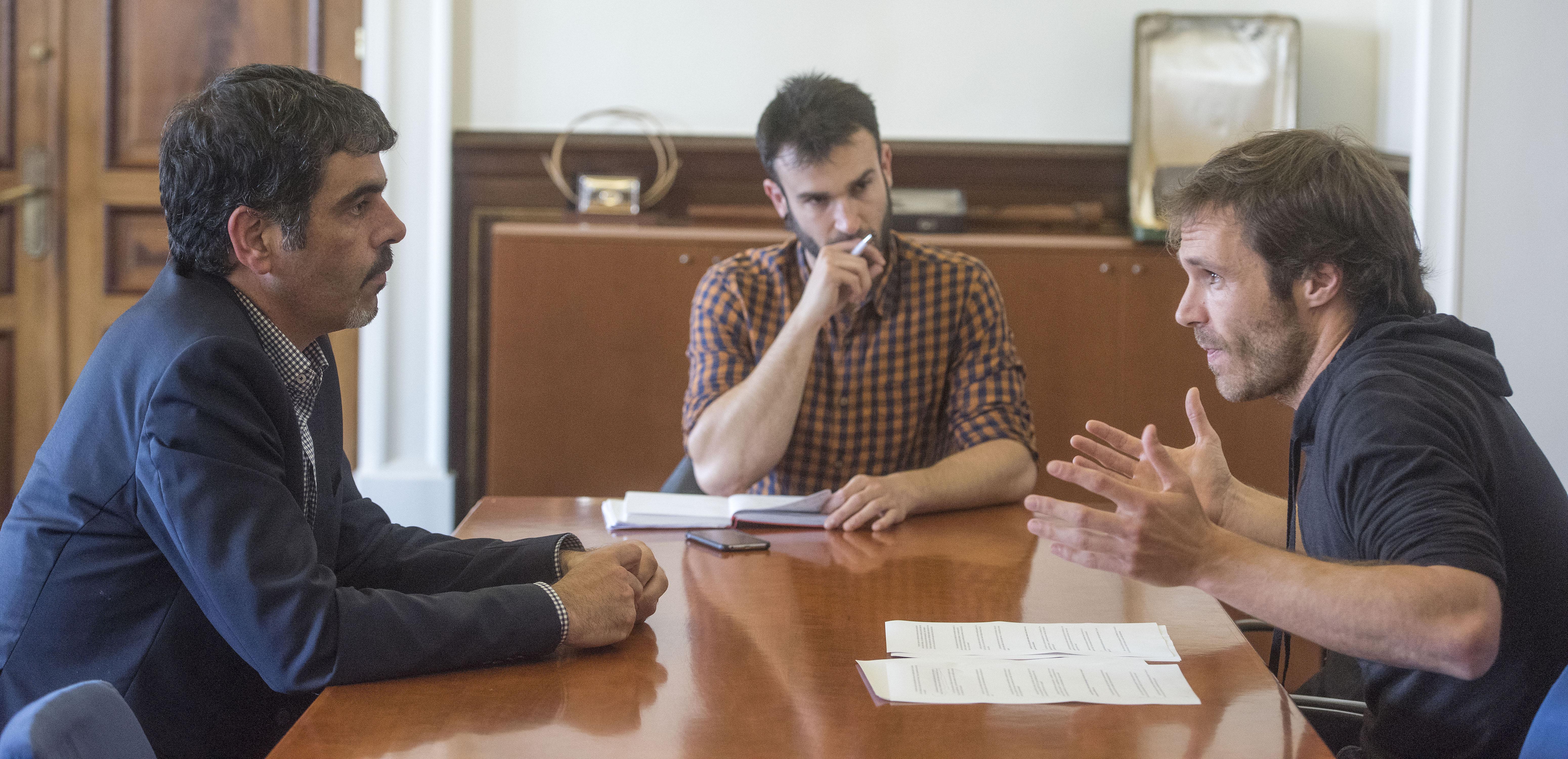 Entrevista a Eneko Goia con Mikel Alonso para Basque Tribune