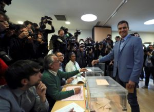 Pedro Sánchez will continue to govern in Spain after his easy electoral victory.