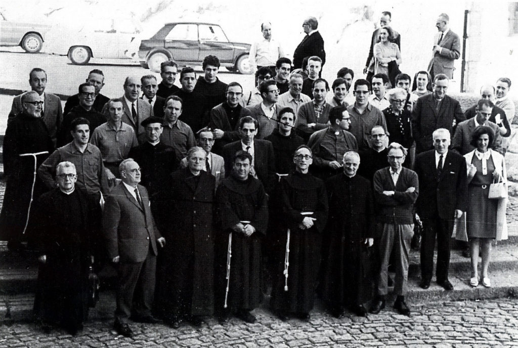 The historical 1968 meeting in Arantzazu